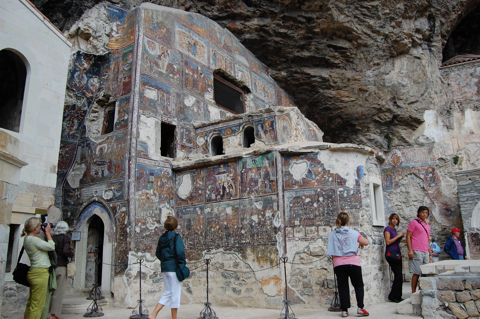 Black Sea Cruise Trabzon And The Sumela Monastery