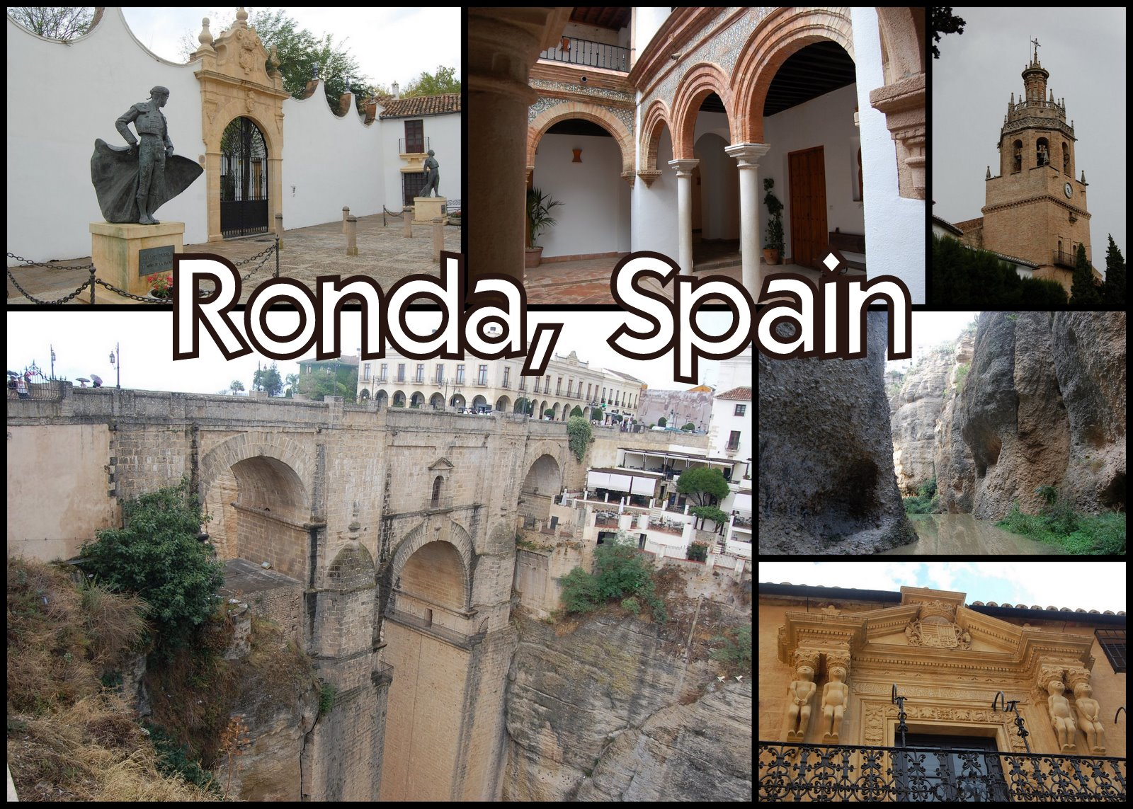 The natural history of ronda malaga spain